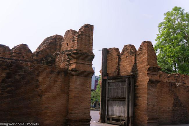 Thailand, Chiang Mai, Historic Gates