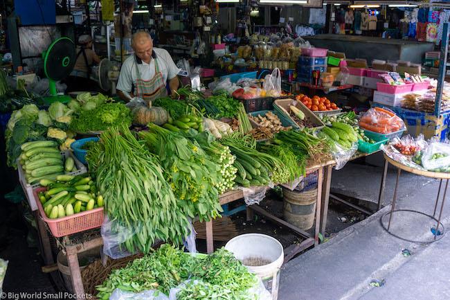 Thailand, Chiang Mai, Market