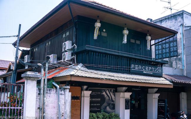 Thailand, Chiang Mai, Perception Massage