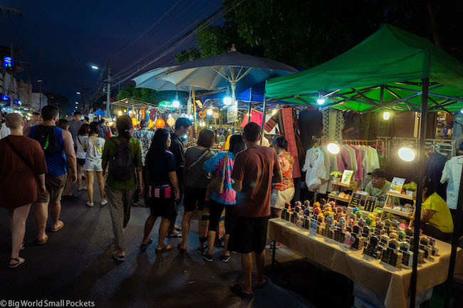 Thailand, Chiang Mai, Sunday Night Market