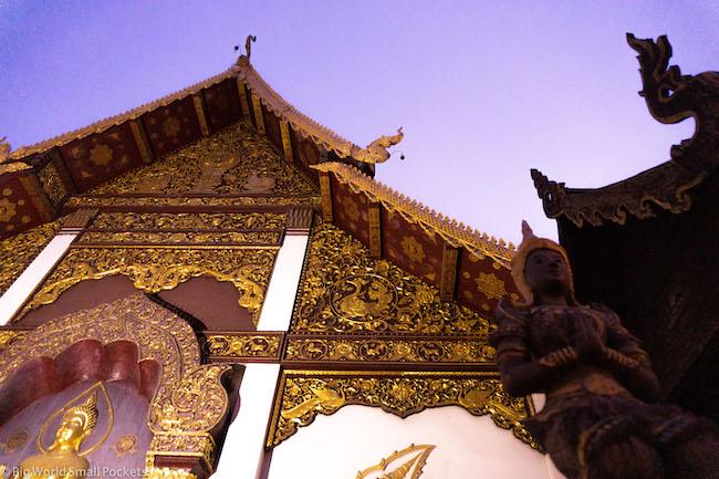 Thailand, Chiang Mai, Temple