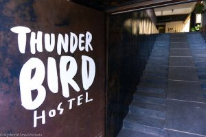 Thailand, Chiang Mai, Thunder Bird Hostel