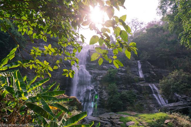 Thailand, Chiang Mai, Waterfalls