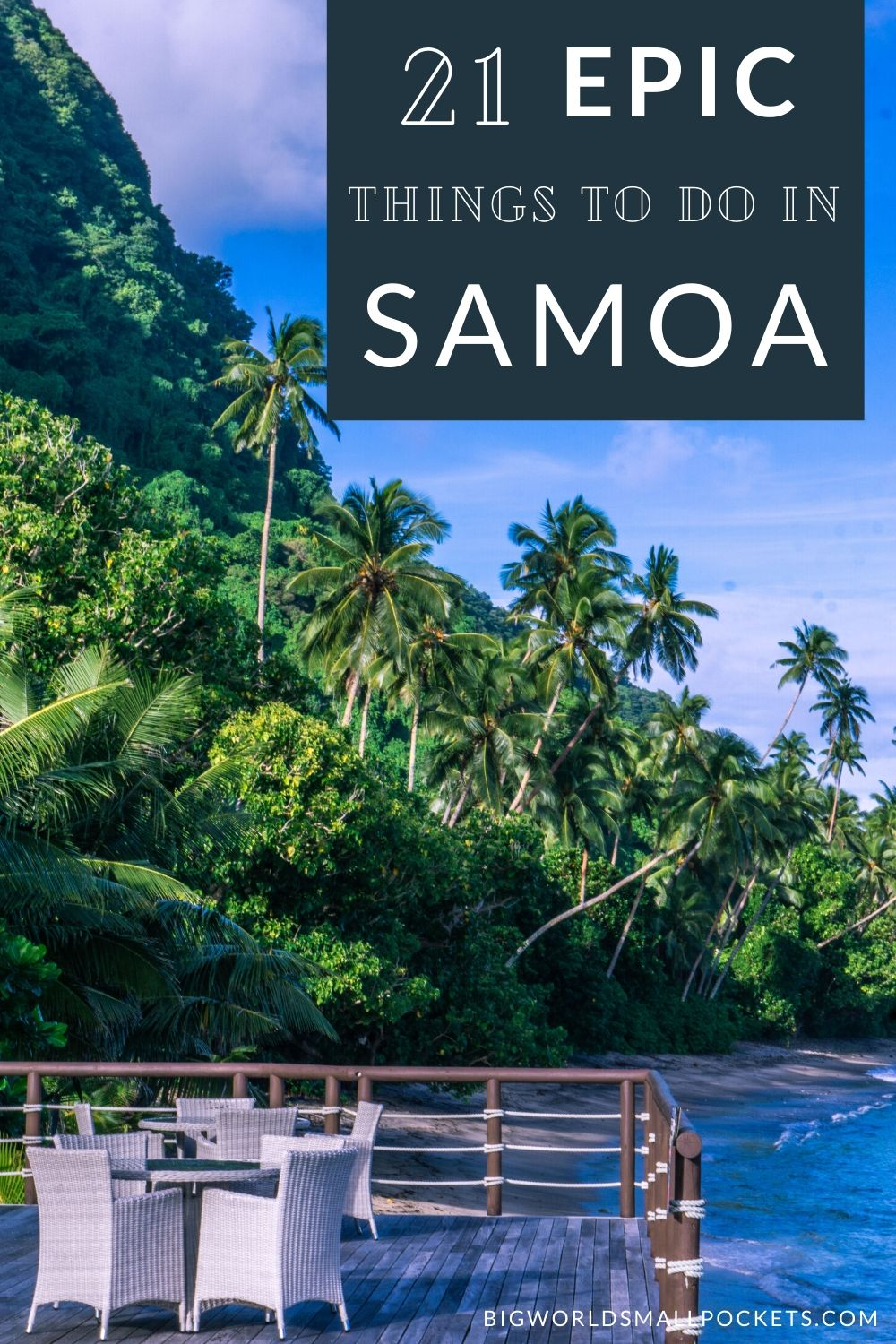 The 21 Best Things to Do In Samoa