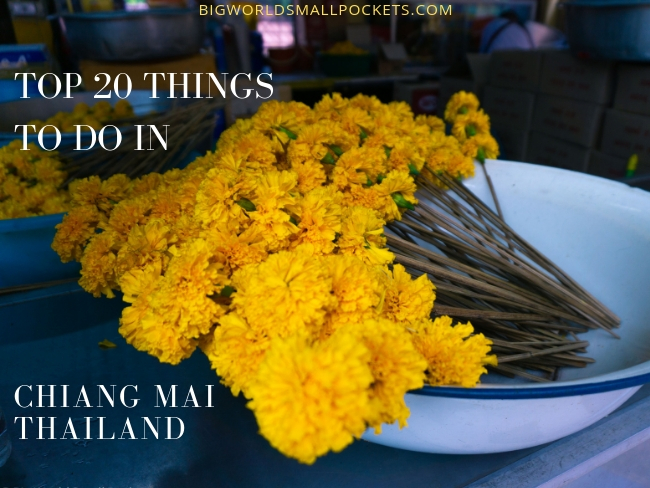 The Best Chiang Mai Things To Do