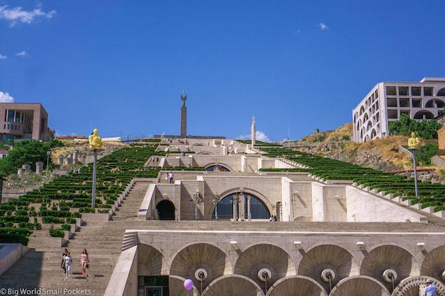 Armenia, Yerevan, Cascade Complex