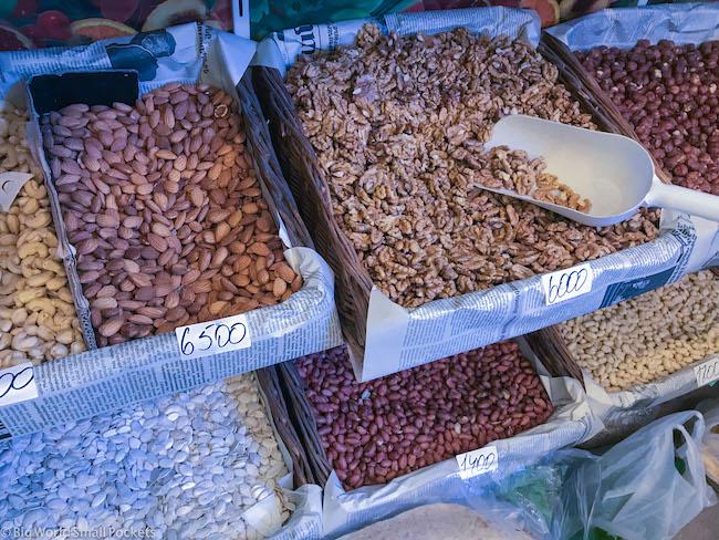 Armenia, Yerevan, Market