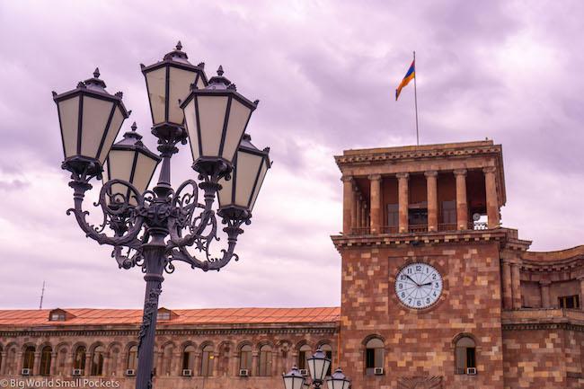 Armenia, Yerevan, Reublic Square