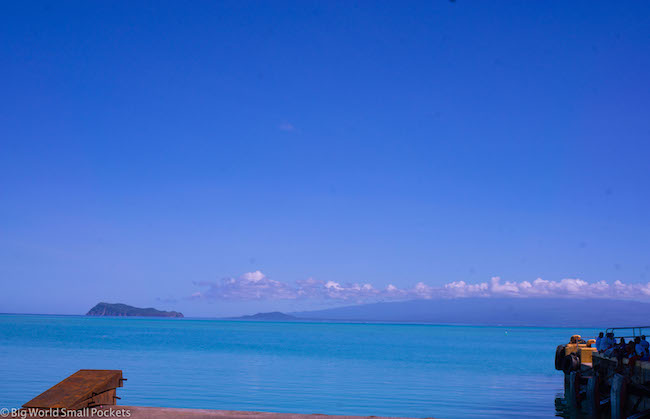 Samoa, Islands, Apolima Strait