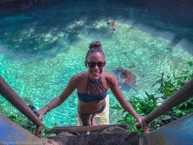 Samoa, Ocean Trench, Me