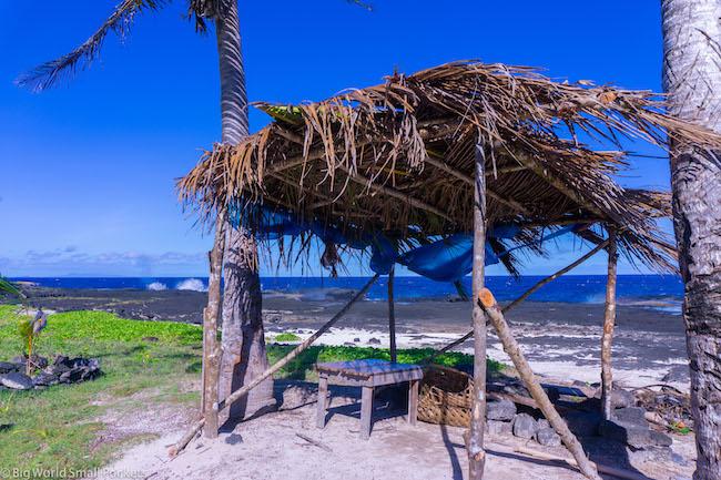 Samoa, Savai'i, Fale