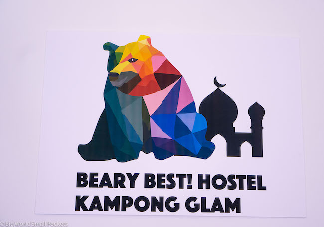 Singapore, Beary Best, Kampong Glam