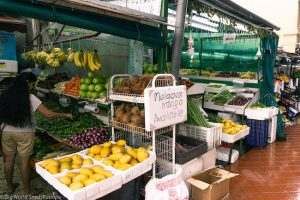 Singapore, Food, Market