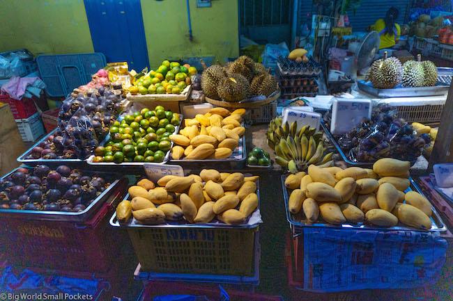 Thailand, Chiang Rai, Market