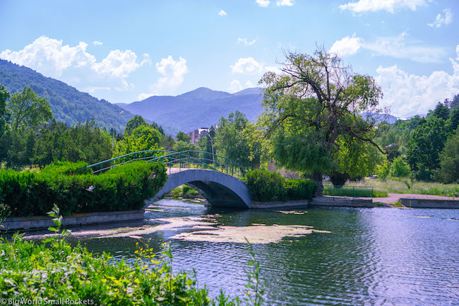 Armenia, Dilijan, Bridge