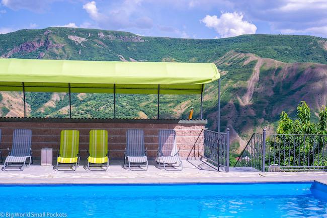 Armenia, Goght, 3G's Camping