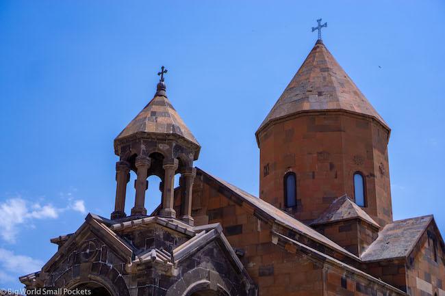 Armenia, Orthodox, Monastery