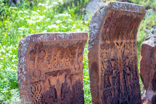 Armenia, Religious, Stone Monuments