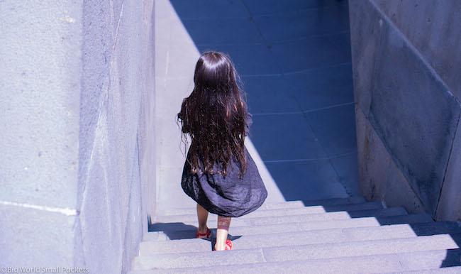Armenia, Yerevan, Girl