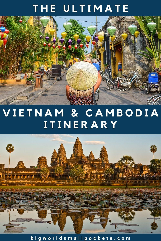 Best Vietnam and Cambodia Itinerary