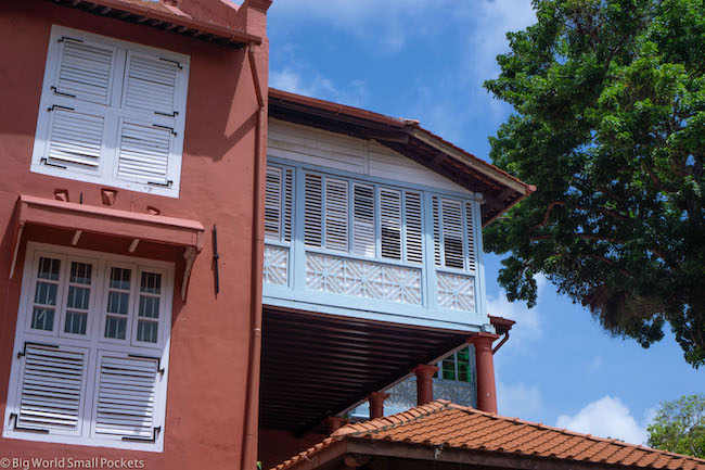 Malaysia, Malacca, Dutch Quarter