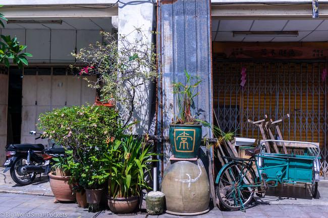 Malaysia, Penang, Street Scene