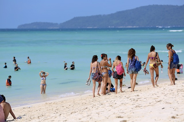Thailand, Krabi, Phi Phi
