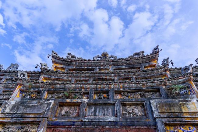 Vietnam, Hue, Royal Palaces