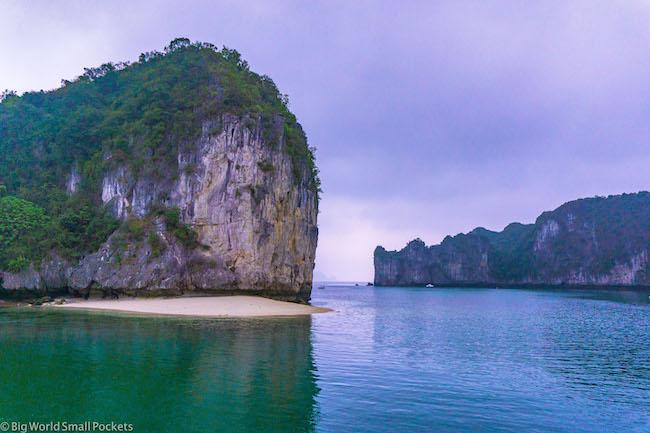 Vietnam, Lan Ha Bay, Scenery