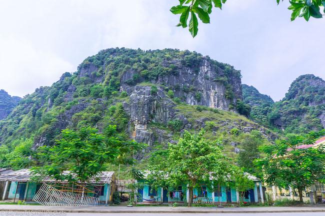 Vietnam, Phong Nha, Town Views