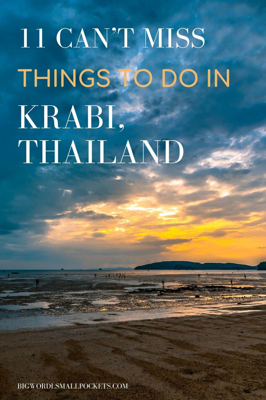 11 Can't Miss Krabi, Thailand