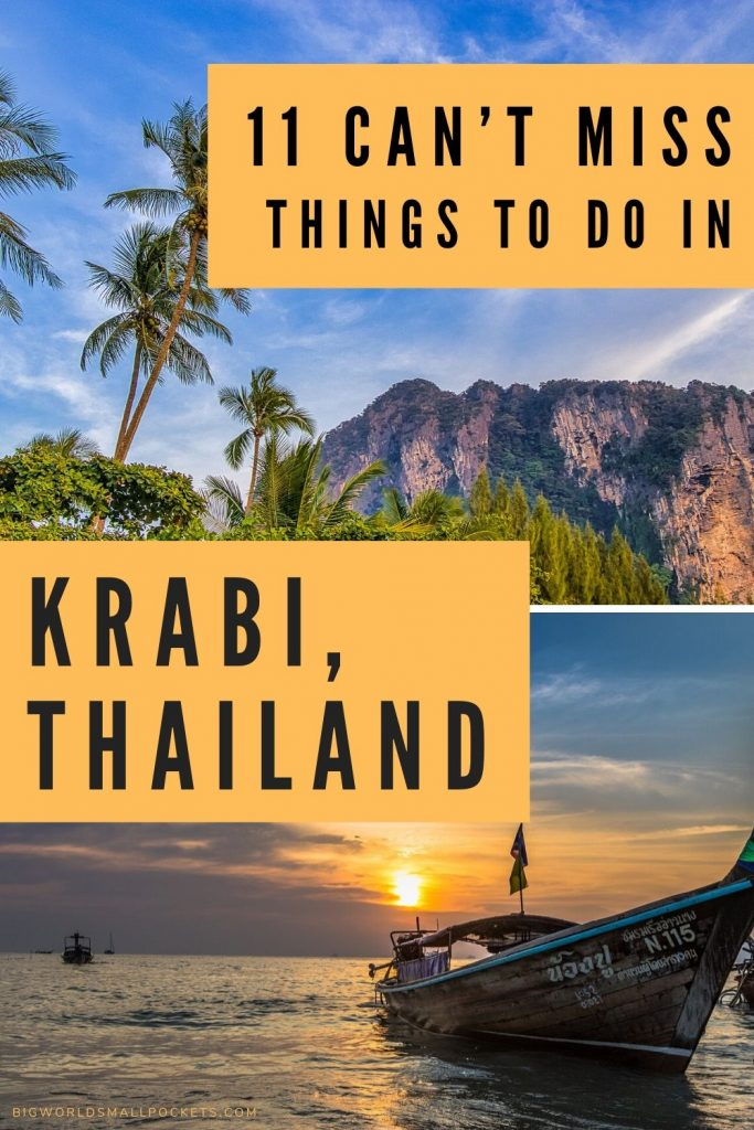 11 Top Things to do in Krabi, Thailand