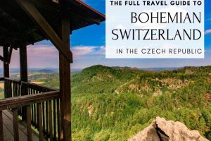 Bohemian Switzerland : Full Travel Guide