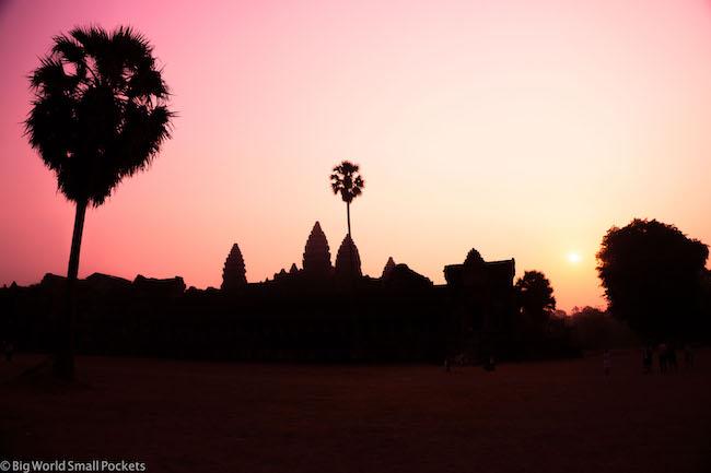 Cambodia, Angkor Wat Sunrise 19