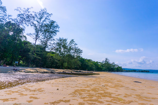 Cambodia, Koh Rong Sanloem, M'Pai Bay