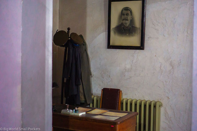 Georgia, Gori, Stalin Museum