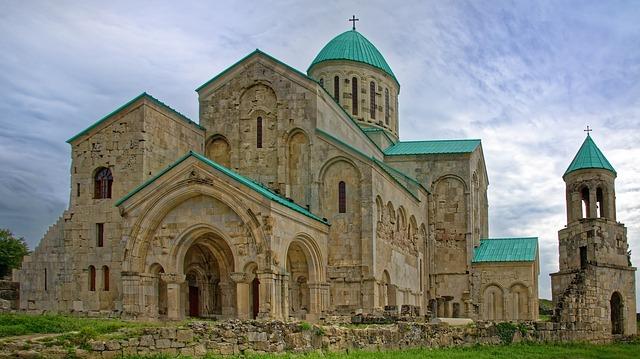 Georgia, Kutaisi, Cathedral