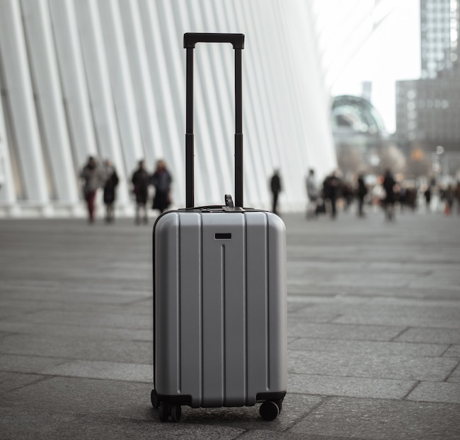 Minima Carry On Suitcase 6