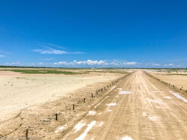 Namibia, Desert, Road