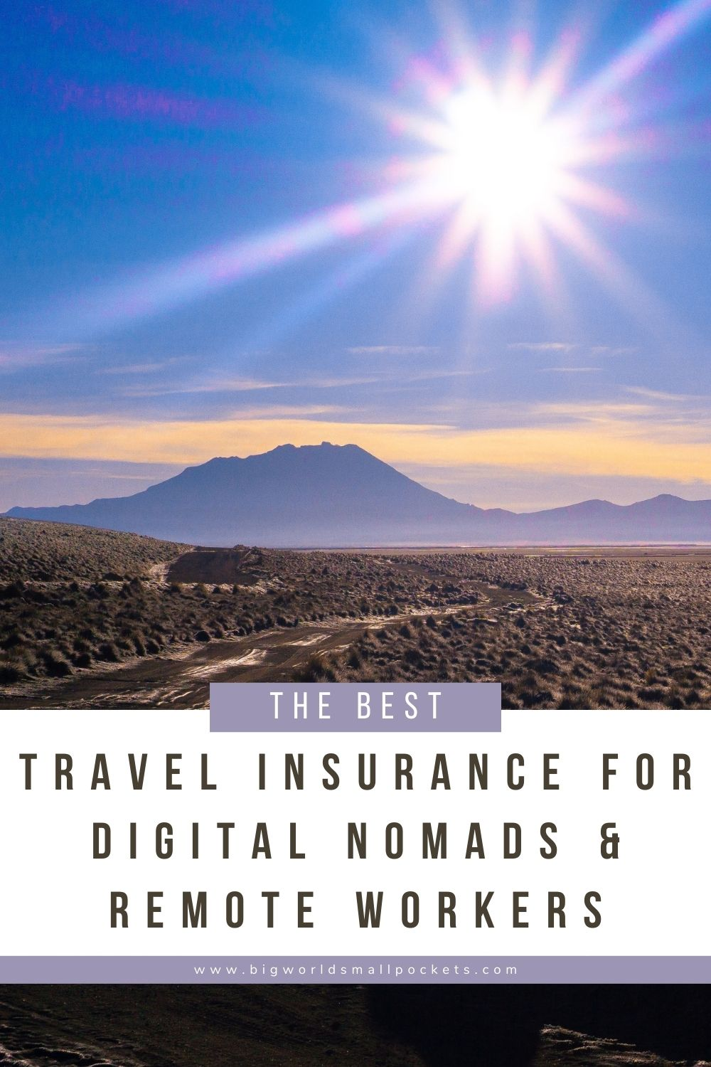 The Best Travel Insurance for Digital Nomads and Remote Workers