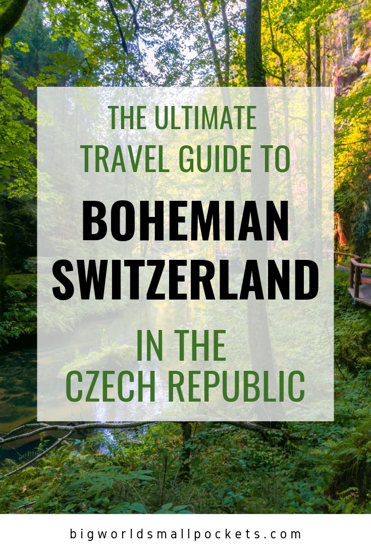 The Full Travel Guide to Bohemian Switzerland in the Czech Republic {Big World Small Pockets}