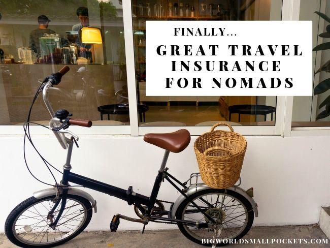 Travel Insurance for Nomads
