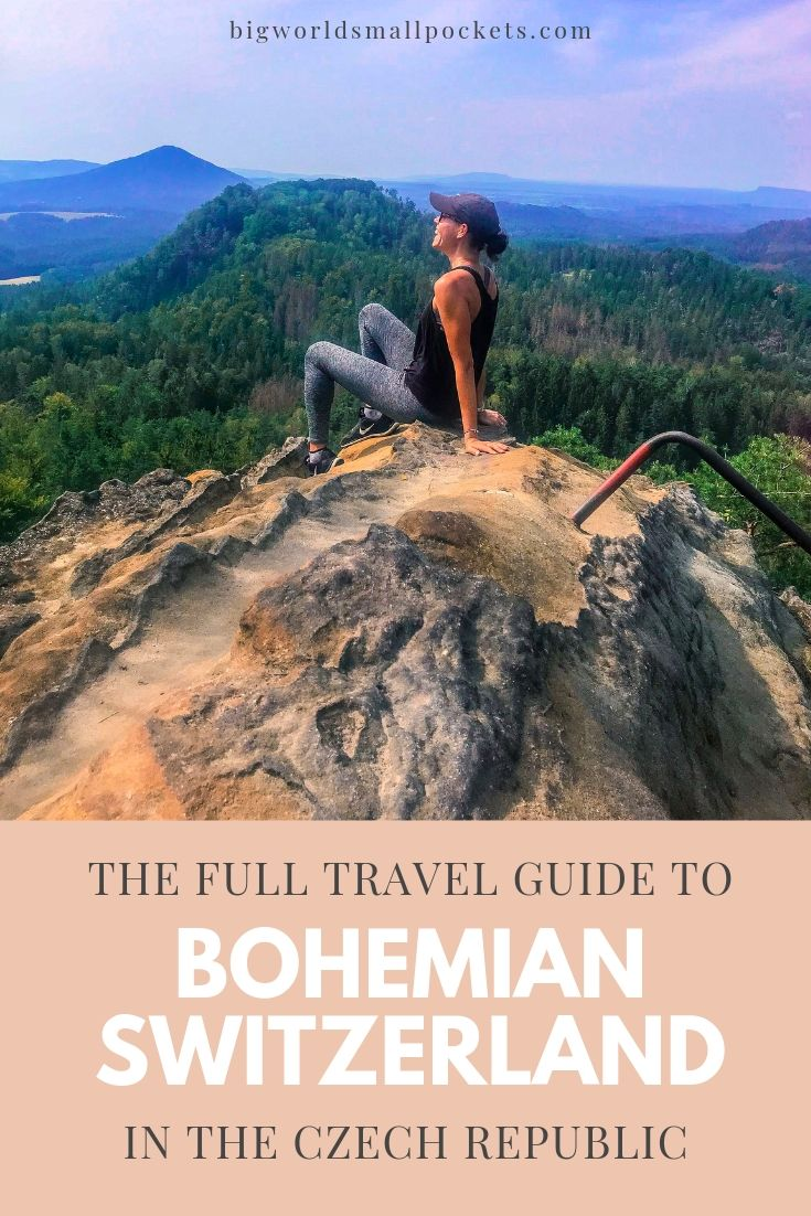 Ultimate Travel Guide to Bohemian Switzerland in the Czech Republic {Big World Small Pockets}