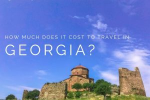 What Does Travel in Georgia Cost?