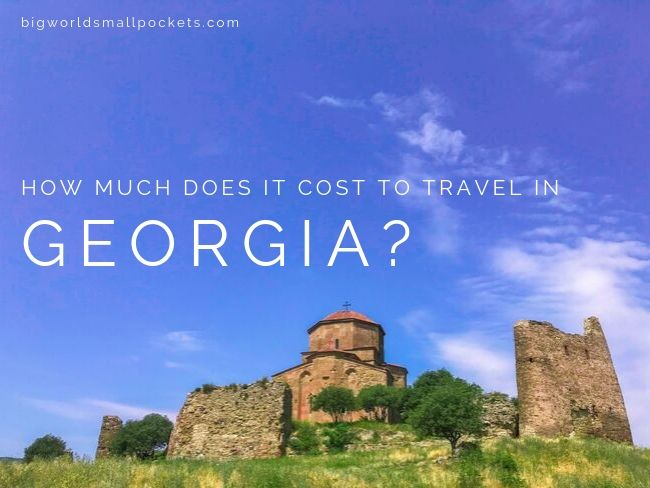 How Much Does Travel in Georgia Cost?