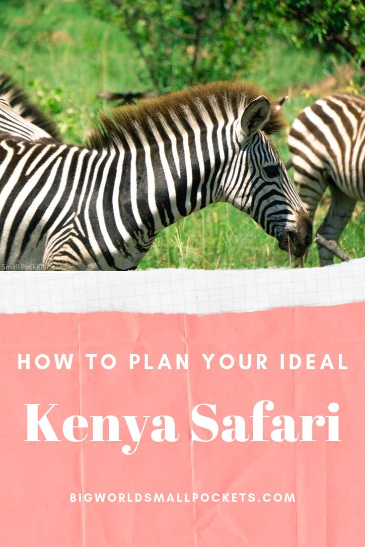 How to Plan your Ideal Kenya Safari {Big World Small Pockets}