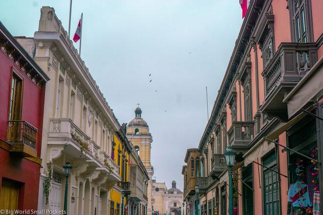 Lima, Peru, Historic Centre
