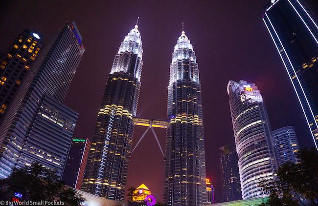 Malaysia, Kuala Lumpur, Towers