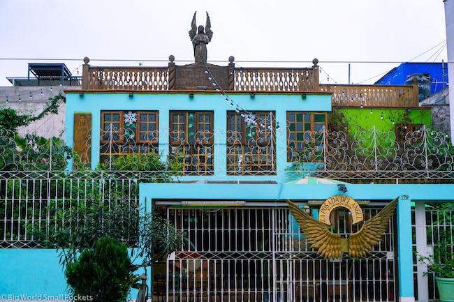 Peru, Barranco, Bar