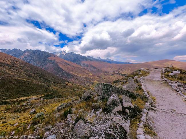 Peru, Huaraz, Hiking